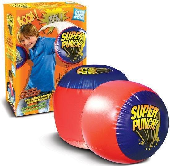 Thumbnail van een extra afbeelding van het spel Super Punch