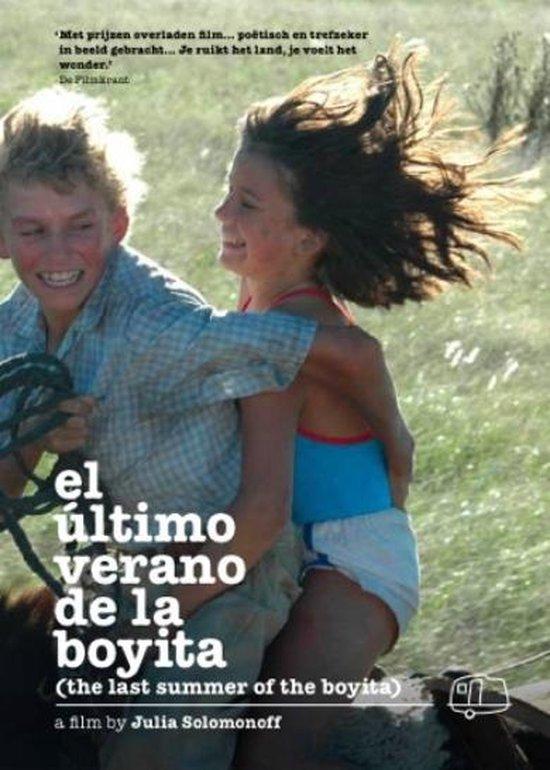 Cover van de film 'El Ultimo Verano De La Boyita'