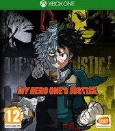 My Hero One's Justice (Xbox One)