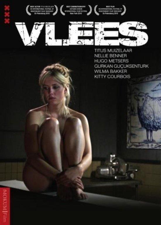 Cover van de film 'Vlees'