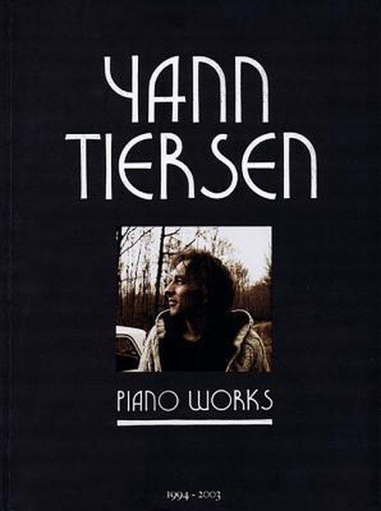 Afbeelding van Yann Tiersen - Piano Works
