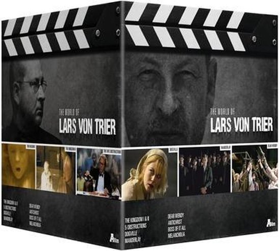 Cover van de film 'World Of Lars Von Trier Box'