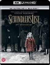 Schindler's List (25th Anniversary) (4K Ultra HD Blu-ray)
