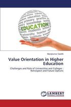 Value Orientation in Higher Education