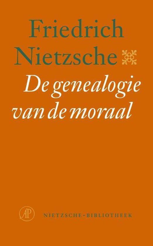 De genealogie van de moraal - Friedrich Nietzsche |