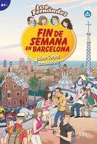 Los Fernández A1+: Fin de semana en Barcelona libro + descar