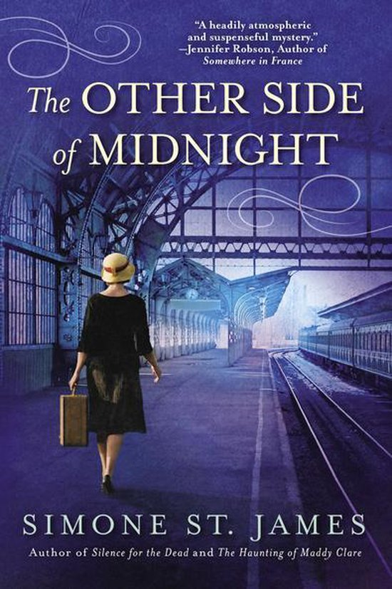 Boek cover The Other Side of Midnight van Simone St James (Onbekend)