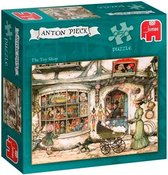 Jumbo Premium Collection Puzzel Anton Pieck De Speelgoedwinkel - Legpuzzel - 950 Stukjes