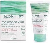 Natuurlijk gezichtsmasker - AloeBio50