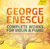 Enescu: Works For Violin&Piano