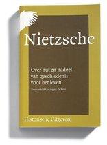 Boek cover Hvik Serie 1 -   Over nut en nadeel van geschiedenis voor het leven van Friedrich Nietzsche (Paperback)