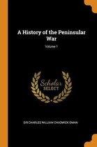 A History of the Peninsular War; Volume 1