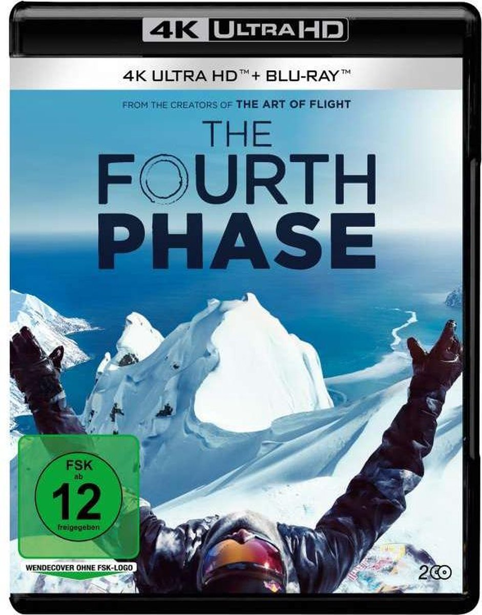 The Fourth Phase (Ultra HD Blu-ray & Blu-ray)-