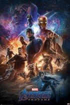 Poster Avengers Endgame 61X91,5cm