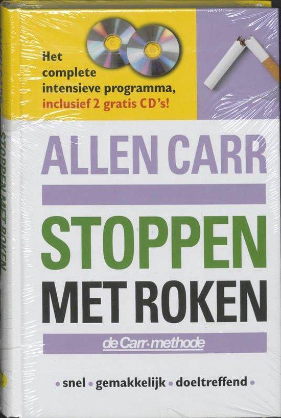 Boek cover Stoppen Met Roken van Allen Carr (Hardcover)