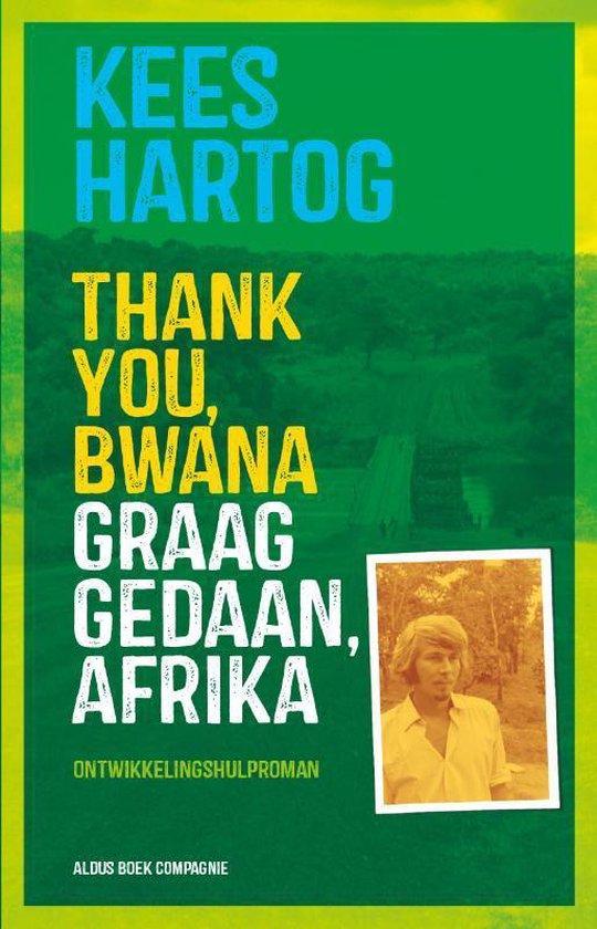 Thank you, bwana Graag gedaan, Afrika - Kees Hartog   Fthsonline.com