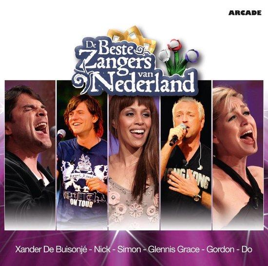 CD cover van De Beste Zangers Van Nederland van De Beste Zangers
