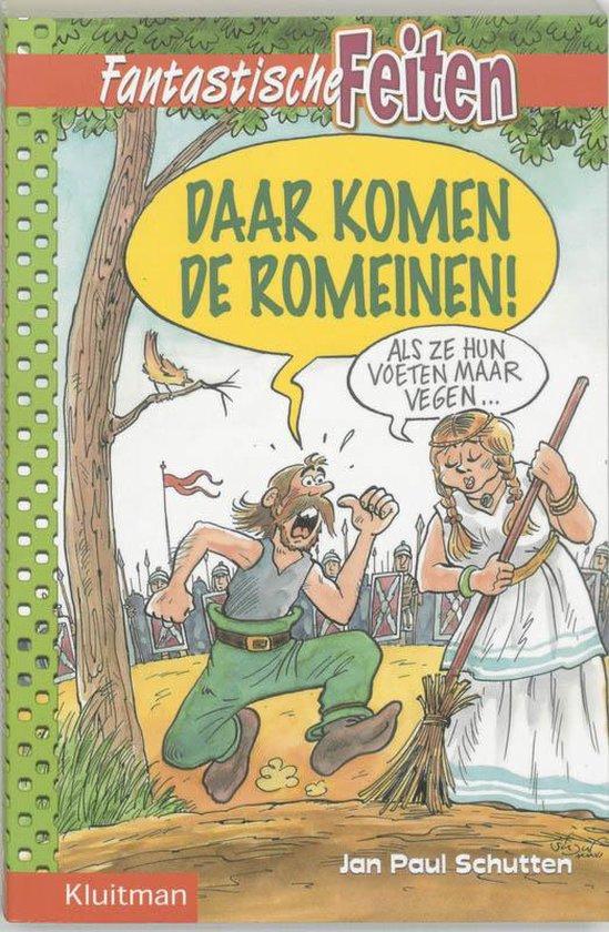 Daar Komen De Romeinen - Jan Paul Schutten  
