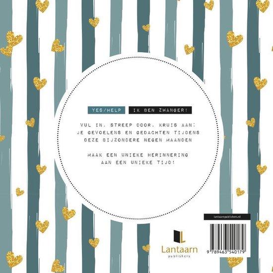 Negen maandenboek - Zwangerschapsdagboek