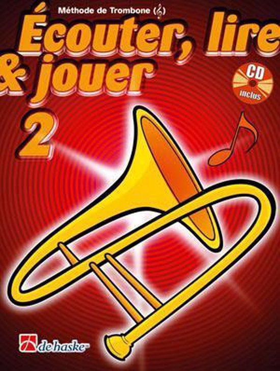 Couter Lire Jouer 2 Trombone Cl De Sol - M. Oldenkamp  