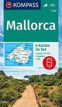 Kompass WK2230 Mallorca 4-dlg