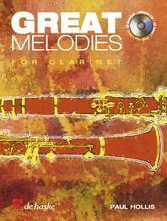 Great Melodies for Clarinet - P. Hollis |