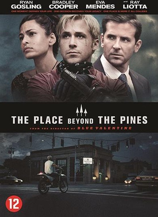 Cover van de film 'The Place Beyond The Pines'