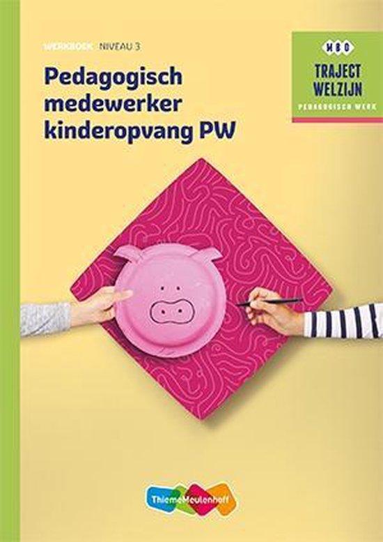Pedagogisch medewerker kinderopvang Werkboek niveau 3 - none | Readingchampions.org.uk