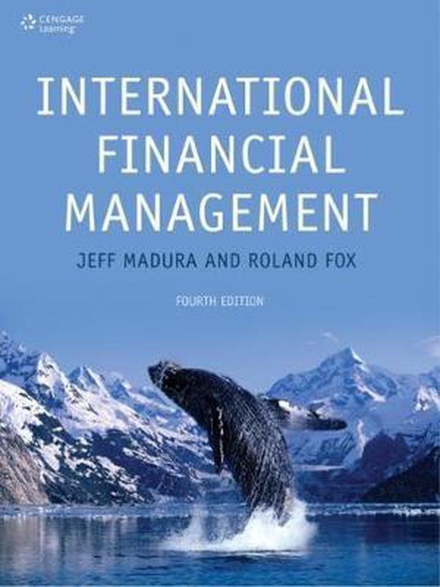 International Financial Management - Cheol Eun