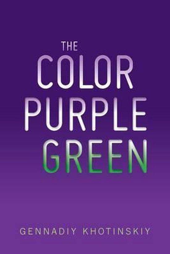 The Color Purple Green