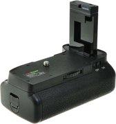 Chilipower Batterygrip voor de Nikon D5100 / D5200 + gratis afstandsbediening