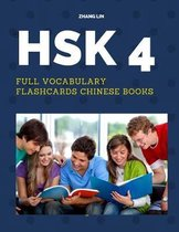 HSK 4 Full Vocabulary Flashcards Chinese Books