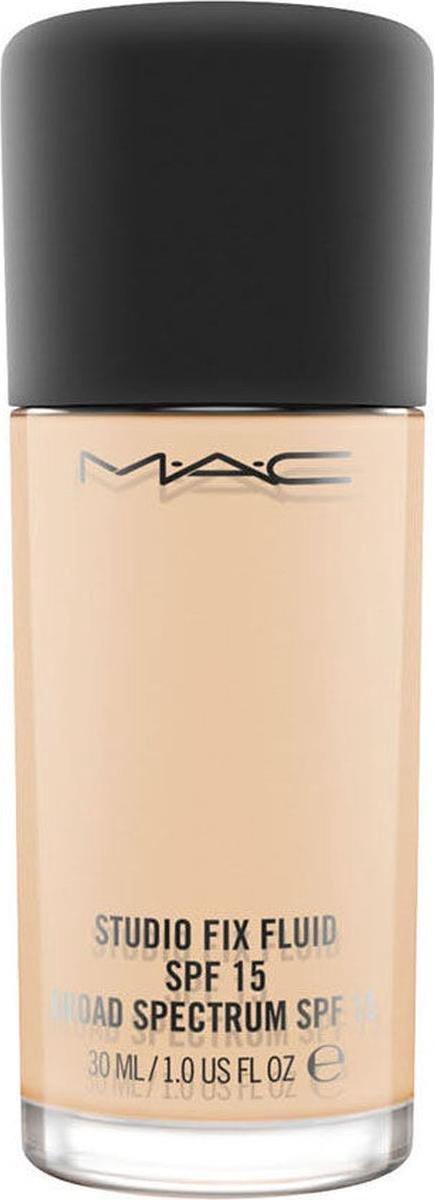 MAC Cosmetics Studio Fix Fluid Foundation - NC15 - MAC Cosmetics