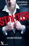 Stouter  -  Stouter-trilogie 1 Ondenkbaar