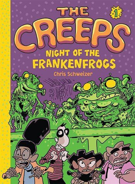 Omslag van The Creeps