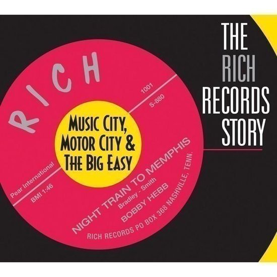 Rich Records Story