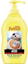 Zwitsal Bad & Douchecreme - Star Wars 400 ml