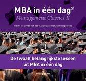 De twaalf belangrijkste lessen uit MBA in één dag