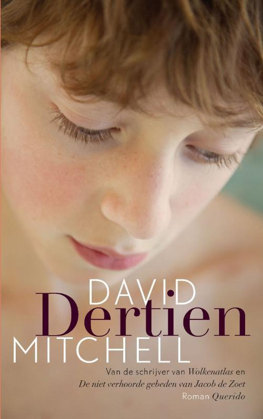Dertien - David Mitchell | Readingchampions.org.uk