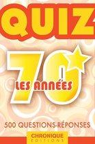 LES ANNÉES 70 : LE QUIZ
