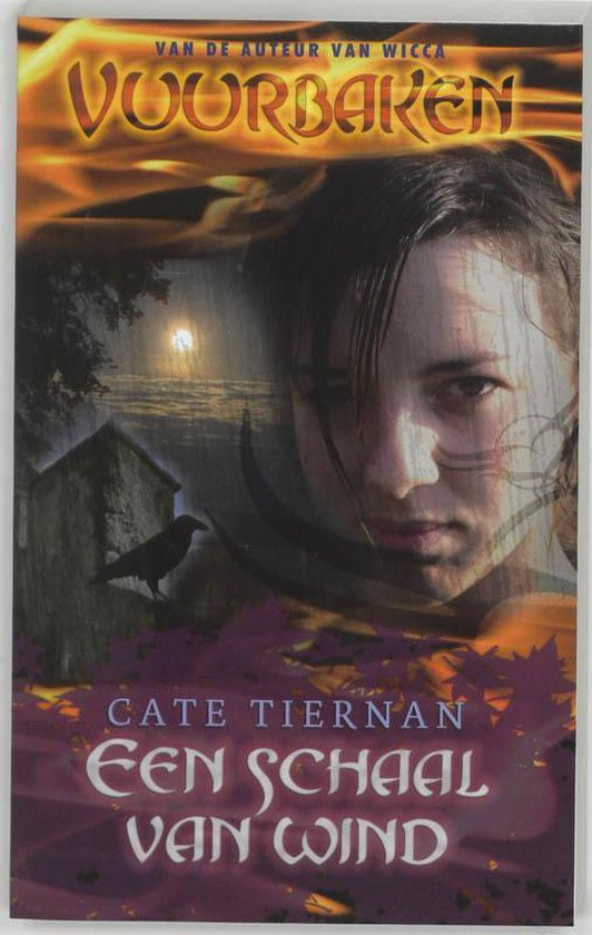 Een Schaal Van Wind - Cate Tiernan  