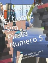 El Comic Sim Pirata Numero 5