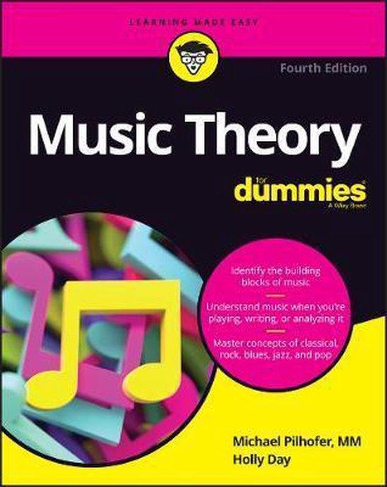 Afbeelding van Music Theory For Dummies