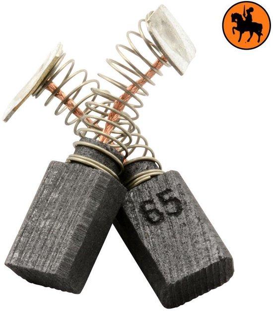 Koolborstelset voor Makita Schaar JS1670S - 5x8x11,5mm