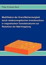 Modifikation der Grenzflachenrauigkeit durch niederenergetischen Ionenbeschuss in magnetischen Tunnelstrukturen zur Reduktion der Neel-Kopplung