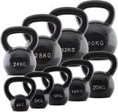 Kettlebell Focus Fitness - 12 kg - Gietijzer