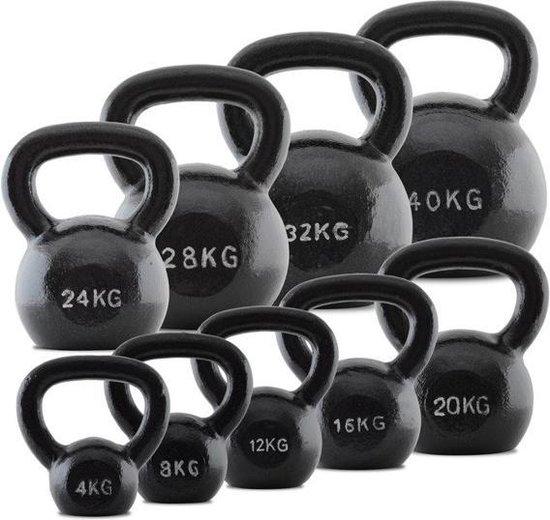 Kettlebell Focus Fitness - 12 kg