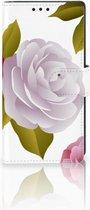 Sony Xperia XA1 Uniek Boekhoesje Roses