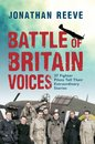Boek cover Battle of Britain Voices van Jonathan Reeve