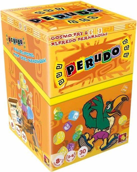 Afbeelding van Perudo - Dobbelspel speelgoed